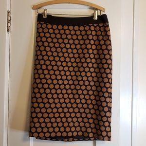 Talbots Skirts - NWT Talbots polkadot skirt